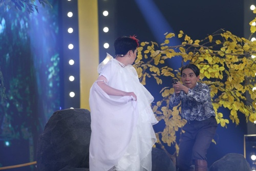 """dau truong tieu lam: chuyen tran thanh - hari won hen ho bi thi sinh """"da deu"""" - 15"""