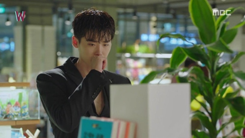 """hai the gioi"" tap 5: lee jong suk soc vi minh la bieu tuong ""song ao"" ban chay - 4"
