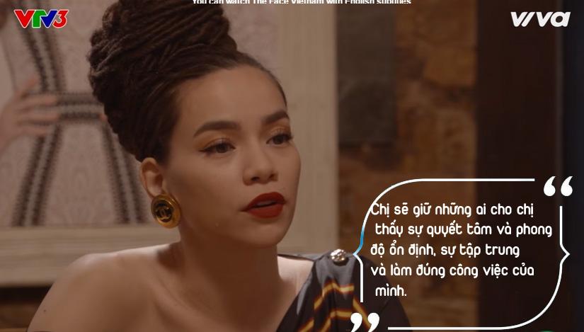 the face viet nam: ha ho cuu vot hinh anh sau scandal nhu the nao - 4