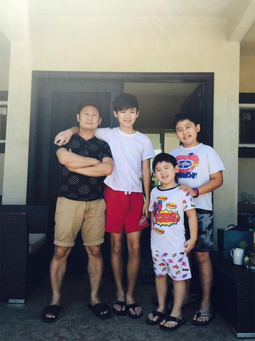 """le quyen khoe hanh phuc ngot ngao ben chong dai gia khien fan """"ghen ti"""" - 13"""