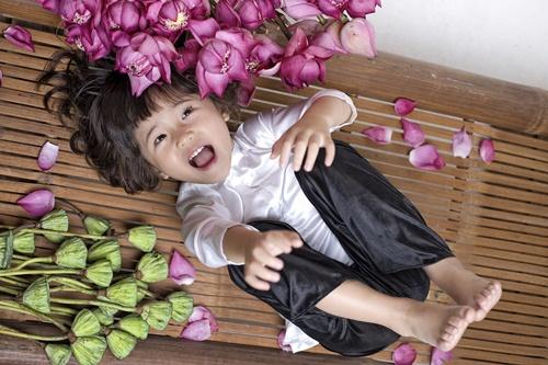 """phien ban nhi"" cua thuy nga de thuong nhu the nay day! - 9"