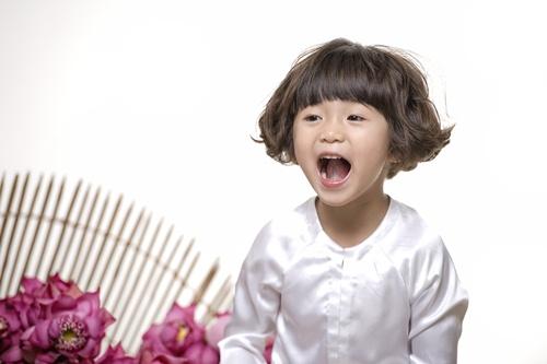"""phien ban nhi"" cua thuy nga de thuong nhu the nay day! - 1"