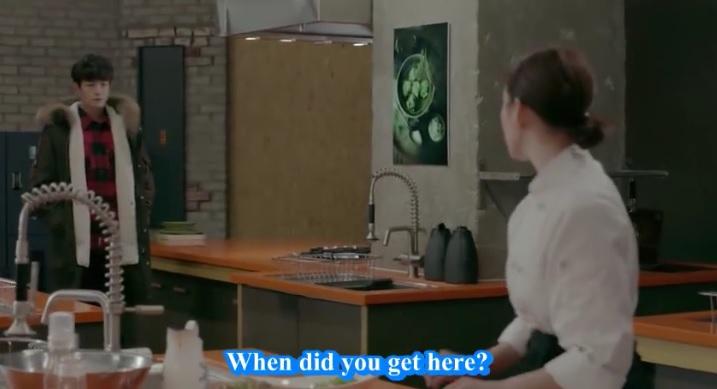 """""""yeu khong kiem soat"""" tap 9: suzy hon lan 2, thua nhan thich kim woo bin - 15"""