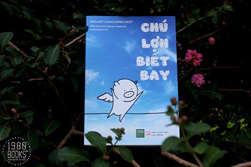 """chu lon biet bay"": cau chuyen nho - cam hung to - 1"