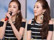 """Làng sao - Dara (2NE1) khoe vẻ đẹp """"không góc chết"""" tại sự kiện"""