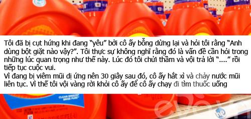 """11 tinh huong """"meo mat"""" trong chuyen ay - 1"""