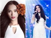 """Làng sao - Hiền Thục, Ái Phương """"đốt nóng"""" chung kết Hoa hậu Bản sắc Việt"""