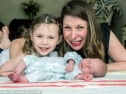 Bà bầu - Mẹ giữ được con sau 4 lần sảy thai nhờ uống thuốc cấm với bà bầu