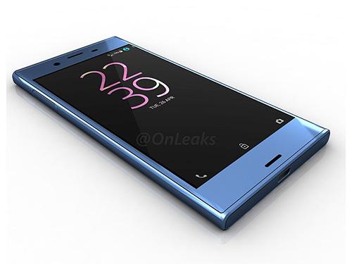 smartphone xperia xr sap ra mat cua sony lo anh chinh thuc - 2