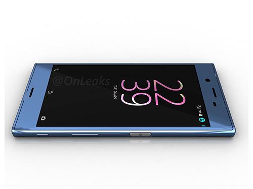 smartphone xperia xr sap ra mat cua sony lo anh chinh thuc - 3