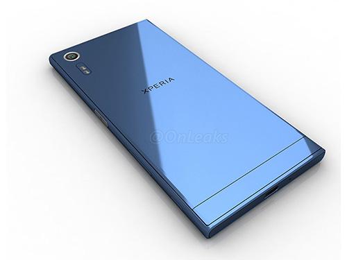 smartphone xperia xr sap ra mat cua sony lo anh chinh thuc - 4