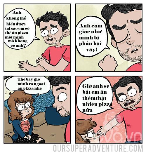 "su that ""phi cuoi"" ve cuoc song vo chong sau khi ket hon - 10"