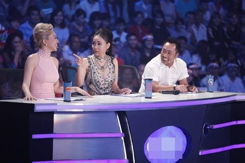 "tv show tuan qua: bi thu minh ""da xoay"", thanh lam co dong thai dap tra tuc thi! - 1"