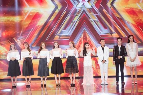 "x-factor: khanh thi xuat hien goi cam - minh nhu ""gay sot"" voi hit cua hari won - 3"
