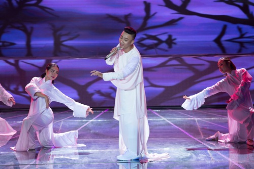 "x-factor: khanh thi xuat hien goi cam - minh nhu ""gay sot"" voi hit cua hari won - 8"