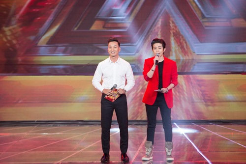 "x-factor: khanh thi xuat hien goi cam - minh nhu ""gay sot"" voi hit cua hari won - 1"