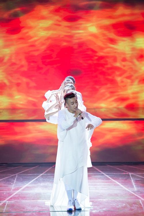 "x-factor: khanh thi xuat hien goi cam - minh nhu ""gay sot"" voi hit cua hari won - 7"