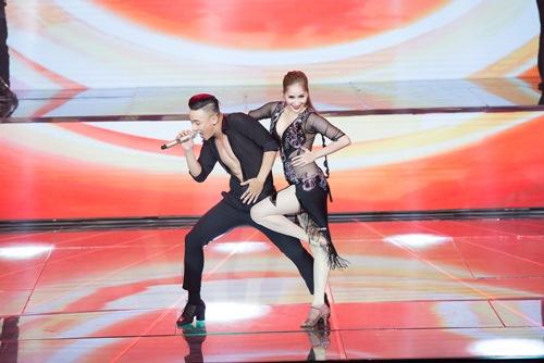 "x-factor: khanh thi xuat hien goi cam - minh nhu ""gay sot"" voi hit cua hari won - 11"
