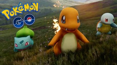 cau thu bong chay 9x bi ban chet vi mai choi pokemon go trong cong vien - 2