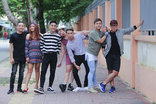 chuyen it biet trong hau truong nha chung vietnam idol 2016 - 16
