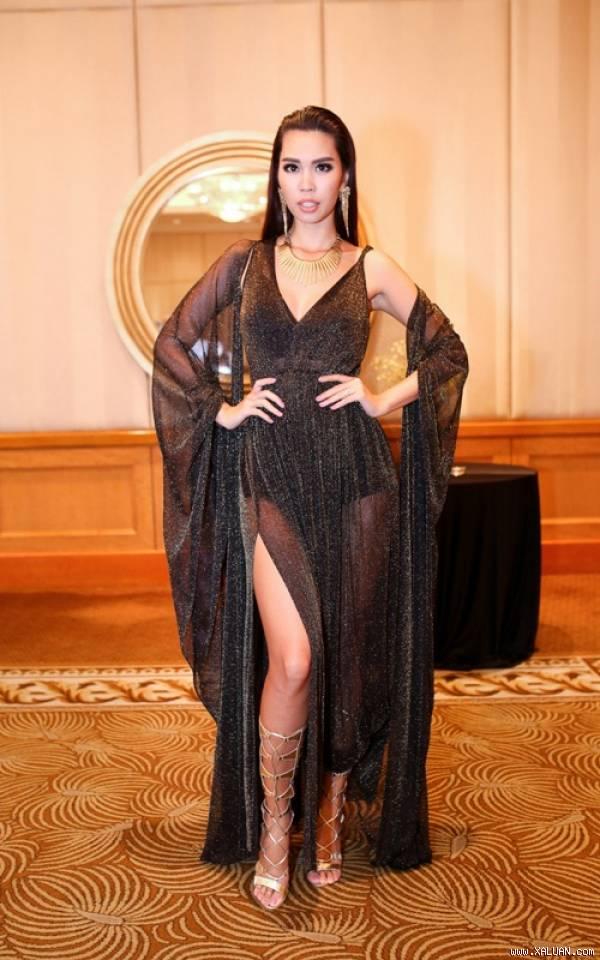 "vietnam's next top model: 3 nguoi dep ""thet ra lua"", giau, gioi va nong bong - 14"