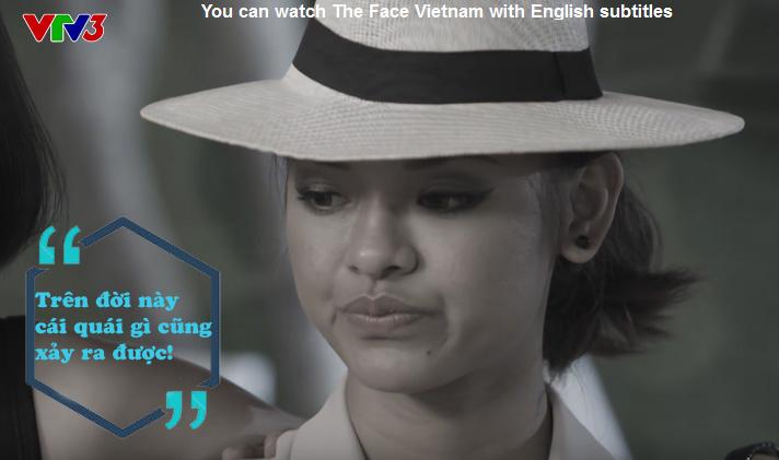 the face viet nam: nhung lan khan gia mat tron mat det vi mai ngo bao mieng - 7