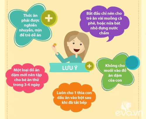 """cam nang an dam """"toan tap"""" danh cho be 5-6 thang tuoi - 6"""