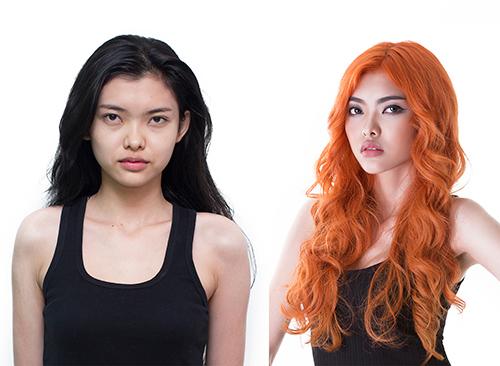 viet nam next top model: ban sao ngoc trinh da lot xac den kho tin - 3