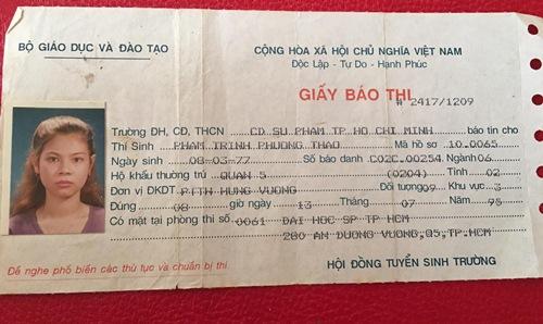 thanh thao tung hoc nhieu truong dai hoc nhung khong tot nghiep truong nao - 3