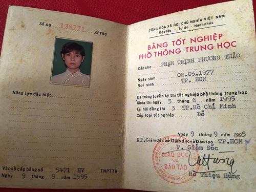 thanh thao tung hoc nhieu truong dai hoc nhung khong tot nghiep truong nao - 12