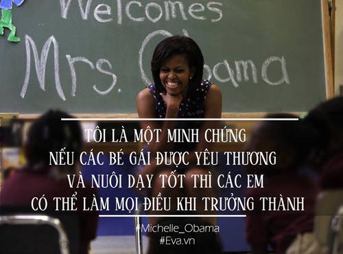 10 cau noi an tuong cua phu nhan tong thong my khien moi phu nu deu nguong mo - 9