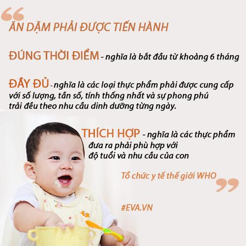 """cam nang an dam """"toan tap"""" danh cho be 5-6 thang tuoi - 1"""