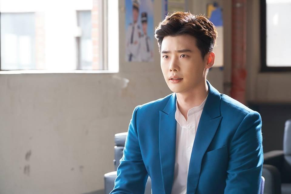 hai the gioi tap 7: nao loan chuyen lee jong suk dot ngot thong bao ket hon - 6