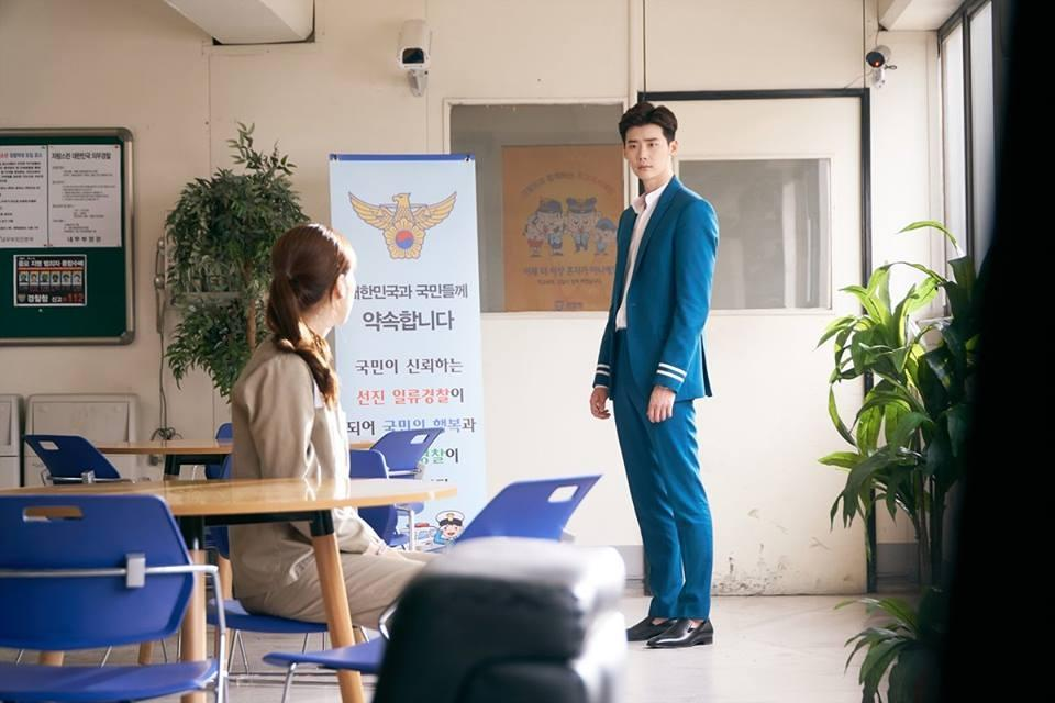 hai the gioi tap 7: nao loan chuyen lee jong suk dot ngot thong bao ket hon - 3