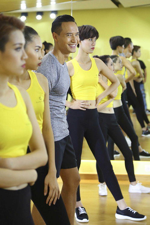 vietnam next top model 2016: kim ly co bap cuon cuon lam ngat ngay nu thi sinh - 3