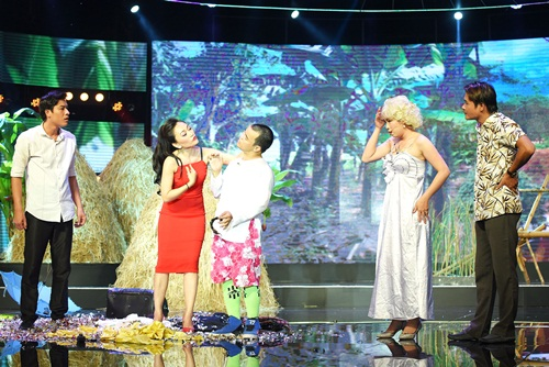 """lang hai mo hoi: quang cao """"ba dao"""" cover hit cam ly bang nhieu thu tieng - 3"""
