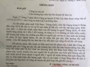 Tin tức - Không có tình trạng bắt cóc người lấy nội tạng ở Hà Giang