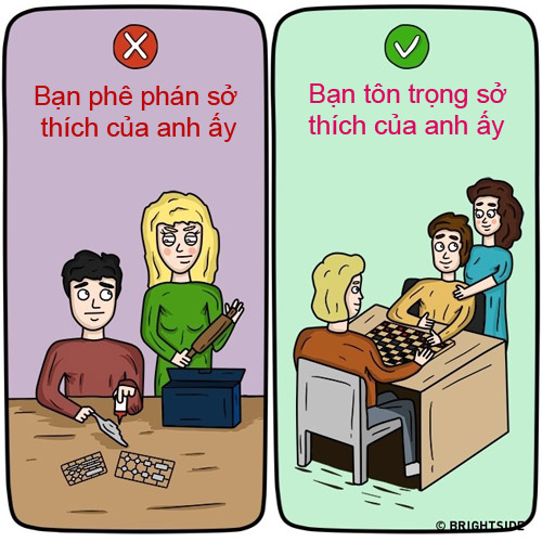 bo tranh chung minh su khac biet giua nguoi hanh phuc va nguoi bat hanh trong hon nhan - 11