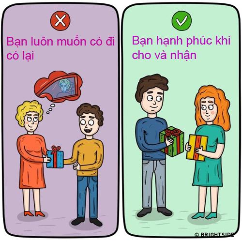 bo tranh chung minh su khac biet giua nguoi hanh phuc va nguoi bat hanh trong hon nhan - 4