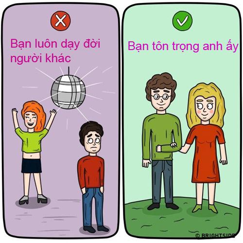 bo tranh chung minh su khac biet giua nguoi hanh phuc va nguoi bat hanh trong hon nhan - 5
