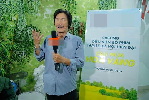 "dan dien vien tre hao hung casting phim ""cali mua hoa vang"" - 7"