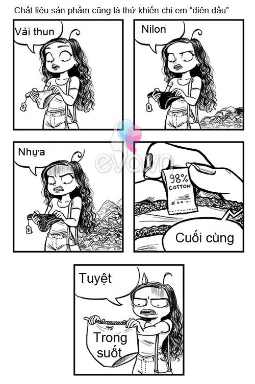 """ly do chi em """"phat dien"""" khi di mua sam ma khong dan ong nao hieu duoc - 5"""