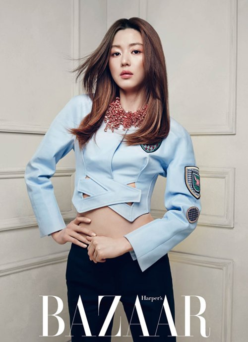 "trai qua hai kiep, lee min ho van me met ""nang tien ca"" jeon ji hyun - 3"