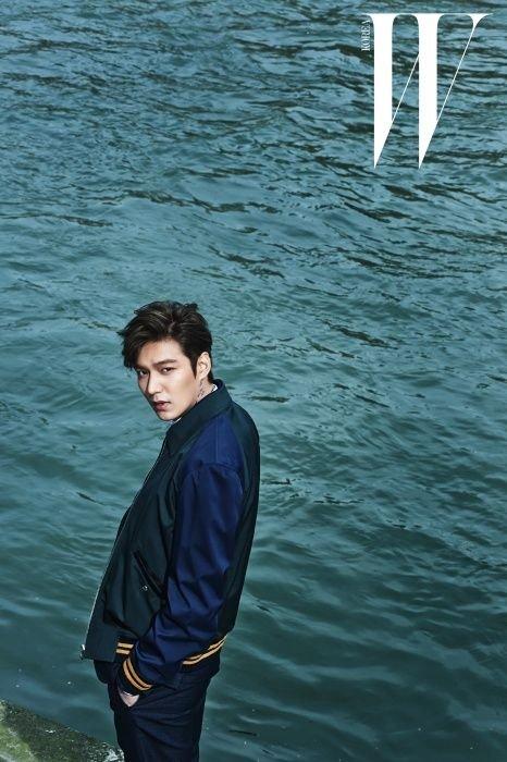"trai qua hai kiep, lee min ho van me met ""nang tien ca"" jeon ji hyun - 2"