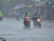 Tin tức - Miền Bắc mưa lớn kéo dài trong 5 ngày tới, nguy cơ lũ quét ở nhiều tỉnh