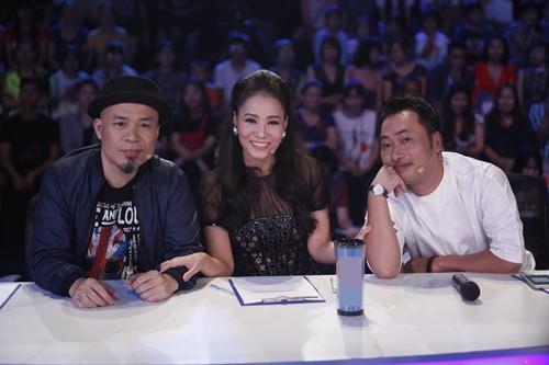 "vietnam idol: dong nhi dep ""hop hon"", janice phuong khien thu minh kham phuc - 2"