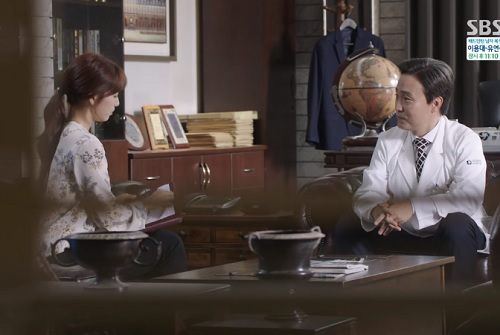 chuyen tinh bac si tap 17: park shin hye trung mat, to tieng voi kim rae won - 10