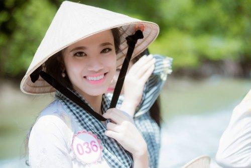 "hoa hau viet nam 2016: cac thi sinh xom tu ""lam loan"" fanpage hhvn - 4"