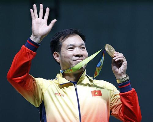 huy chuong olympic duoc san xuat nhu the nao? - 2