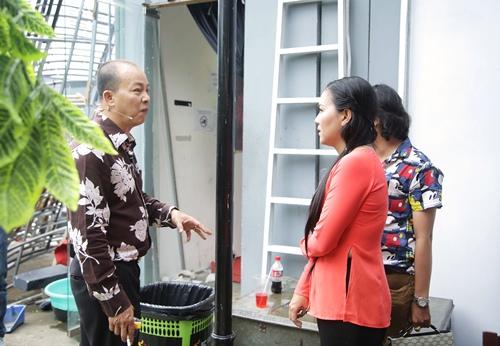 """duc hai khoe dang """"bung phe"""" dang yeu ben viet huong, bach long - 13"""